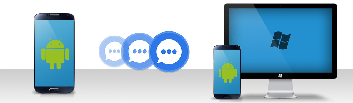 3 Ways to Backup SMS Android - Transfer Text Messages