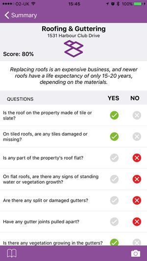 House Inspector Checklist Tab