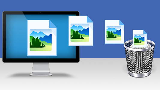 How to remove duplicate photos from PC