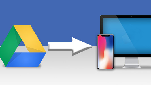 How to Download Files from Google Drive to Phone or PC