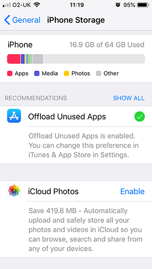 5 Ways - How to Free Up Space on iPhone