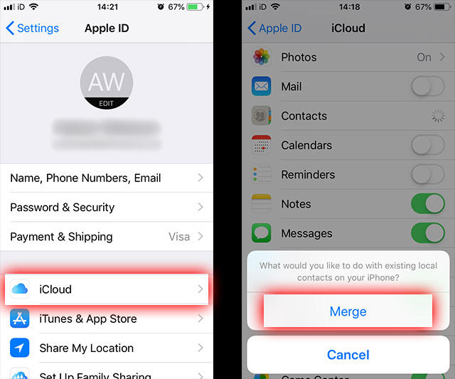 iPhone Contacts Missing? 5 ways to recover deleted contacts