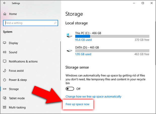 8 Top Tips: How to Free Up Disk Space on your Windows Computer
