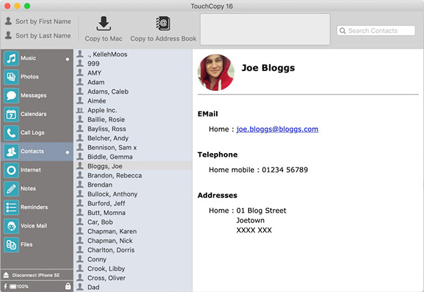 3 Ways to Export Contacts from iPhone to PC or Mac
