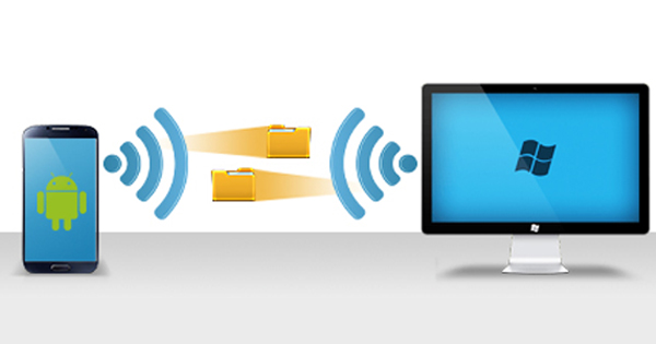 3 Ways to Transfer Files from Android to PC using WiFi
