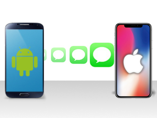 How to Transfer Text Messages from Android to iPhone