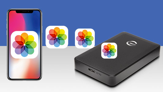 How to Transfer files between iPhone and computer
