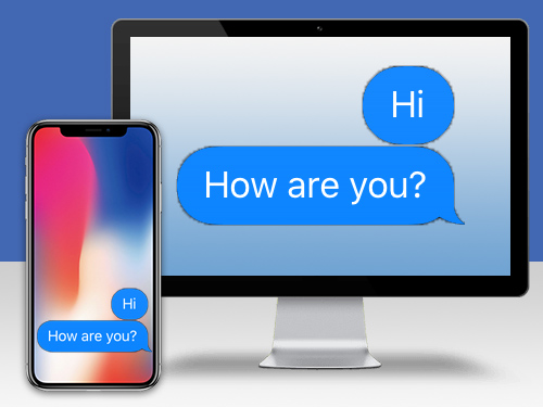 How to view iPhone messages on computer