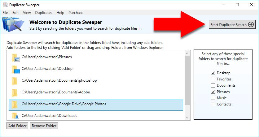 Doppelte Dateien finden - Finden Sie doppelte Dateien auf Ihrem Mac und PC