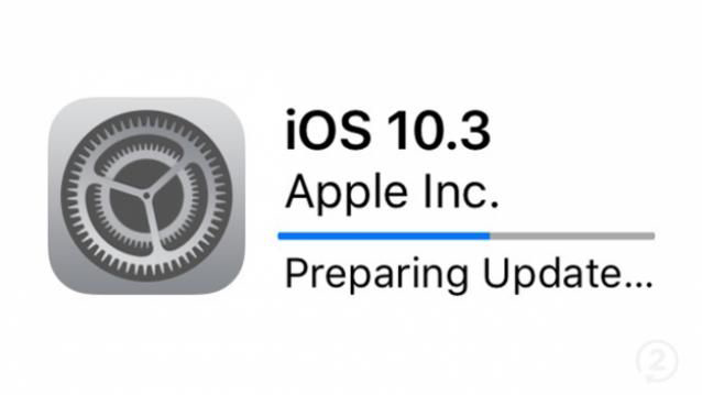 iOS 10.3 features and fixes