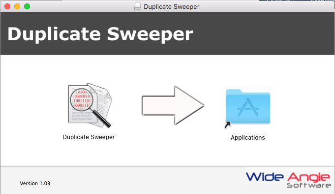 Duplicate Sweeper installer download to your PC