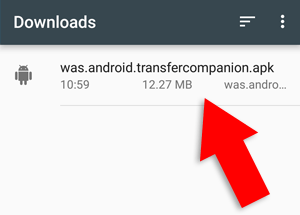 Download Transfer Companion APK