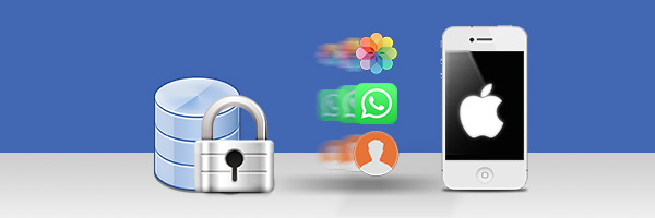Can I recover data from a lost iPhone - iBackup Extractor