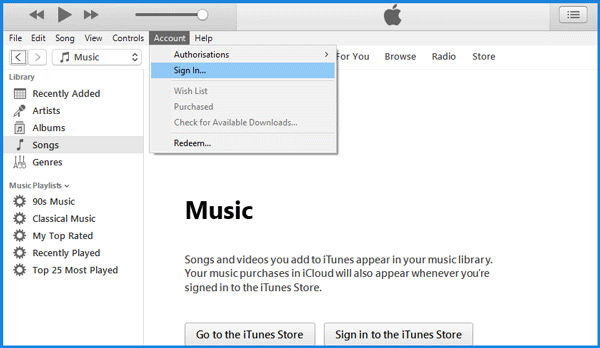 itunes taking money out of my account