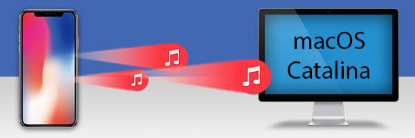 Transfer iPhone music to macOS Catalina without iTunes