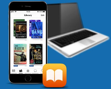 How to Transfer iBooks to PC or Mac   Copy PDF and EPUB books